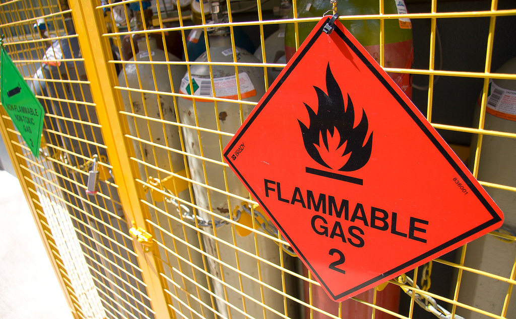 What is The Definition of Flammable Gas? - SEMA Gases