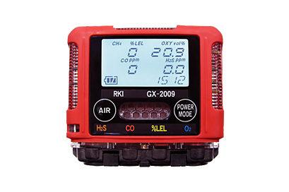 Riken Keiki GX-2009 Gas Detector