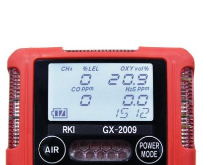 When do I have to calibrate my gas detector?