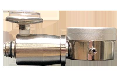 connection side demand flow regulator