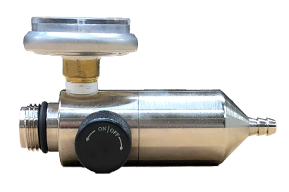 Regulator for fixed flow regulator