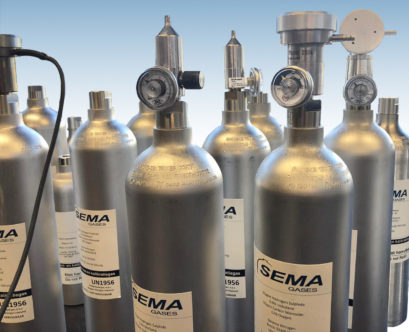 SEMA Gases regulators
