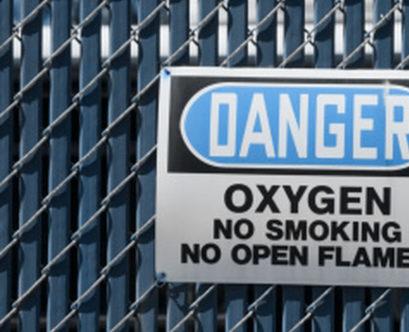Oxygen gas